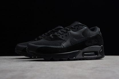 new styles b5d4c b3e4b Nike Air Max 90 Essential Triple Black ...