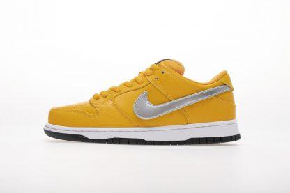 the best attitude b3c0b 65080 Nike Dunk SB Low Pro OG QS Canary Yellow BV1310-700