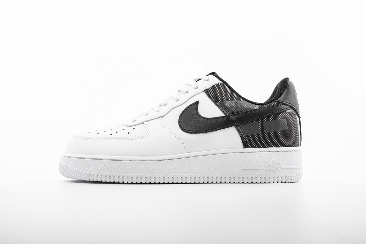 Nike Air Force 1 LV8 Low Black White