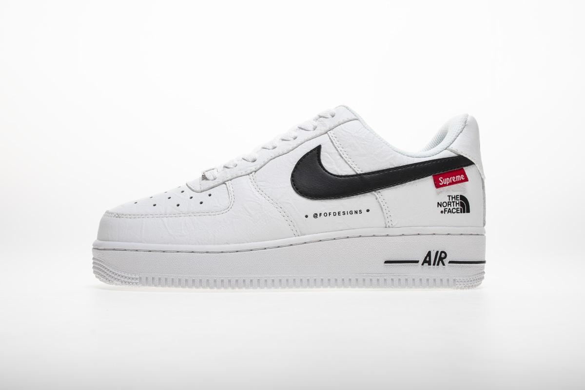 Nike Air Force 1 x Supreme x The North