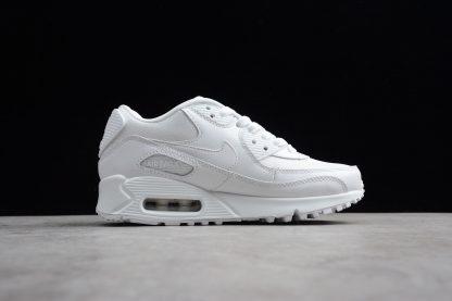 Nike Air Max 90 Essential Triple White 537384 111 – Men Air