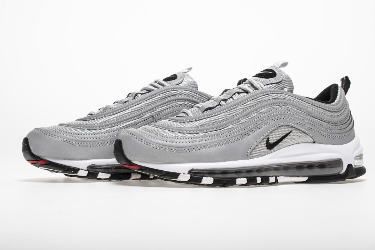 Nike Air Max 97 Premium (SILVER) Men | 312834 007