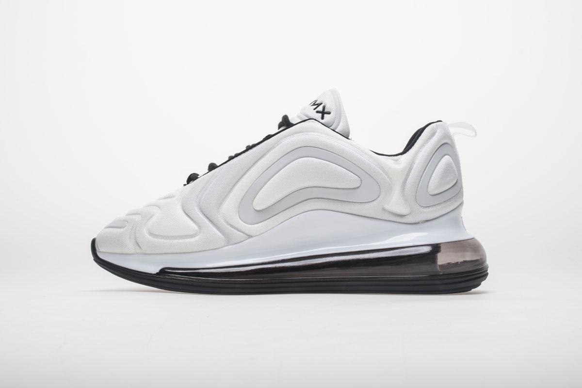 Nike Air Max 720 Carbone White Black