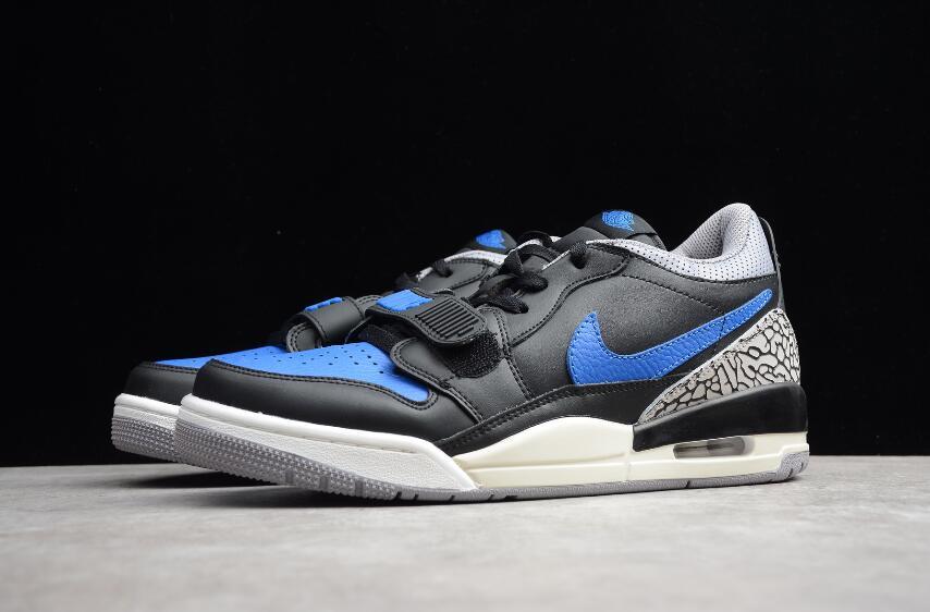 Air Jordan Legacy 312 Low GS Black Blue