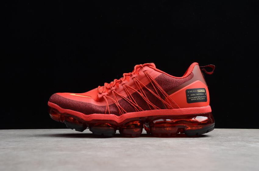 Nike Air VaporMax Run Utility Red Black